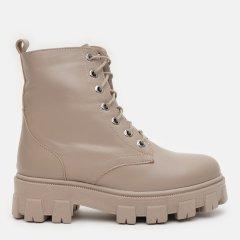 Ботинки LEOMODA 1221807 41 26.5см Бежевые (LM_2000000004006)