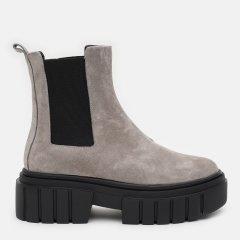 Ботинки LeoModa 1221804/1 36 23см Серые (LM_2000000003351)