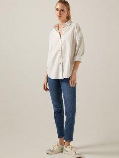 Рубашка Springfield 6792336-99 38 Белая (8445323707304)
