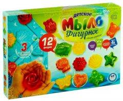 Набор для творчества Danko Toys DFM-02-01 Детское мыло фигурное (Danko Toys DFM-02-01) (4820186071061)