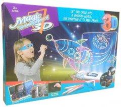 Проекционная 3D-доска Fun Game YM 382 (Fun Game YM 382) (6977010271192)