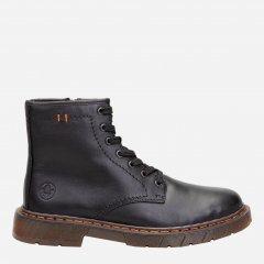 Ботинки RIEKER 32601/01 43 Черные (4060596567550)
