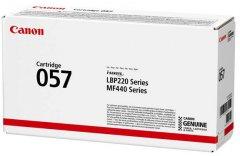 Картридж Canon 057 LBP223dw/226dw/228x/MF443dw/445dw/446X/MF449X Black (3009C002)