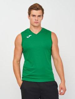 Майка спортивная Joma Combi Basket S Зеленая (100436.450_S)