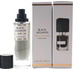 Парфюмированная вода для мужчин Мораль Парфюм Black Afganos версия Nasomatto Black Afgano 30 мл (3801656423581)