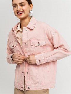 Куртка джинсовая Befree 2121021602_90 S (4640078238095)