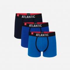 Трусы-шорты Atlantic 3SMH-002 XL 3 шт GRA/NIE/NIEC (5903351343879)