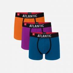 Трусы-шорты Atlantic 3SMH-002 2XL 3 шт ZOL/FIO/TUR (5903351343930)