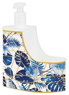 Дозатор для мыла Herevin Blue Leaf (161267-007)