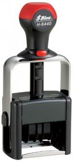 Датер Shiny Н-6440 Укр. 4х24 мм металлический корпус (4710850640030)