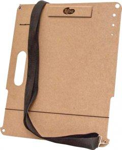 Планшет Rosa Studio МДФ А2 53х63 см с магнитным зажимом и ремнем (4820149893068)