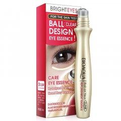 Сыворотка-роллер для кожи вокруг глаз BIOAQUA Bright Eyes Ball Design Eye Essence 15 г (10237229)