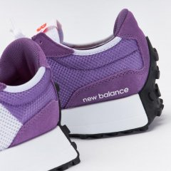 Кроссовки New Balance 327 WS327HE 37.5 (7) 24 см Фиолетовые (194768770852)