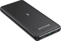 УМБ RAVPower Wireless Charger 10000 mAh Black (RP-PB084)