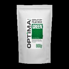 Пленочный воск для депиляции Depiltouch OPTIMA GREEN (4630061620563)