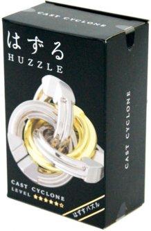 Головоломка из металла Huzzle Циклон (515096) (5407005150962)