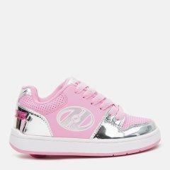 Роликовые кроссовки Heelys Cement 1-Wheel HES10195 32 19 см Pink/Silver (889642989337)