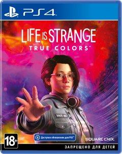 Игра Life is Strange True Colors для PS4 (Blu-ray диск, English version/Russian subtitles)