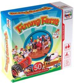 Логическая игра Eureka 3D Puzzle Веселая ферма (473548) (5425004735485)