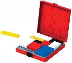 Головоломка Eureka 3D Puzzle Блоки Мондриана Красная (473553) (5425004735539)