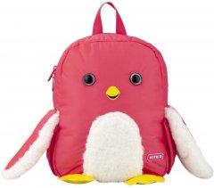 Рюкзак дитячий Kite Kids Penguin 200 г 30 x 24 x 9 см 8 л Рожевий (K20-563XS-1)