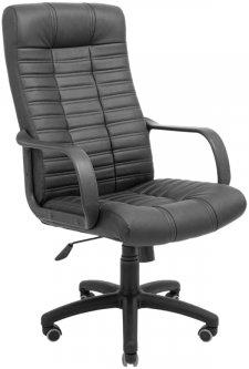 Кресло Rondi Лидер PL Черное (Атлант) (1410197838)