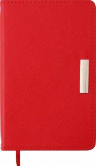 Ежедневник датированный Buromax Salerno A6 на 336 страниц Красный (BM.2530-05)