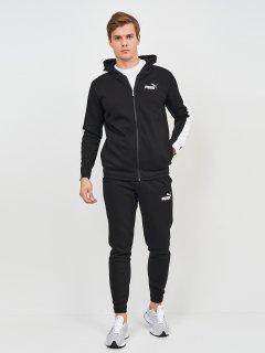 Спортивный костюм Puma Hooded Sweat Suit 84584701 S Puma Black (4063698951401)