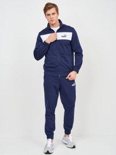 Спортивный костюм Puma Poly Suit 84584406 S Peacoat (4063699409086)