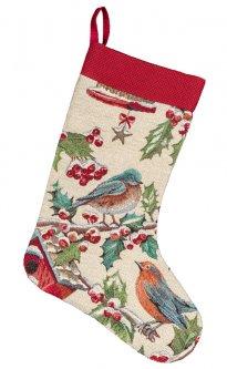 Носок для подарков Limaso гобеленовый 25х37 (ROZ6400053786)