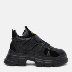 Ботинки Palmyra Ж-518-002-3348чк/чмат 38 24 см Черные (ROZ6400185731)