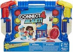 Настольная игра Hasbro Собери 4 Nerf (E9122)