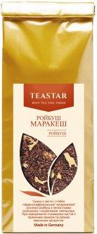 Чай ройбуш Tea Star Ройбуш Маракеш ароматизированный с добавлением растительного сырья 100 г (4820235260415)