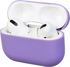 Чехол ArmorStandart Ultrathin Silicone Case для Apple AirPods Pro Purple (ARM55958)