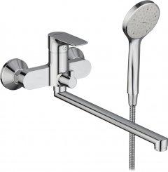 Смеситель для ванны DAMIXA Origin Evo 2 789500000 c душевым гарнитуром