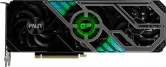 Palit PCI-Ex GeForce RTX 3070 GamingPro LHR 8GB GDDR6 (256bit) (1500/14000) (3 x DisplayPort, 1 x HDMI) (NE63070019P2-1041A-LHR)