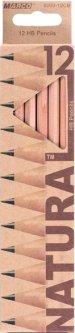 Набор карандашей графитных Marco Natural Cedarlite 12 шт НВ (6000-12CB)