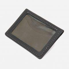 Обложка для документов кожаная Grande Pelle leather-11490 Черная