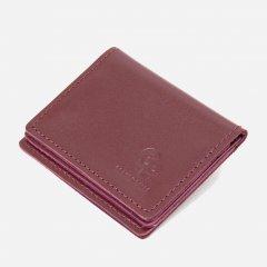 Обложка для документов кожаная Grande Pelle leather-11491 Бордовая
