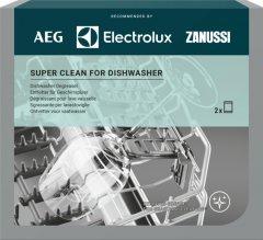 Обезжиривающее средство для посудомоечной машины ELECTROLUX M3DCP200 (2 шт)