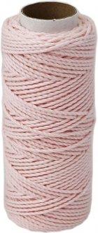 Шпагат хлопковый Радосвіт 2 мм х 45 м Пудра (4820172932406)