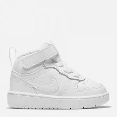 Кроссовки Nike Court Borough Mid 2 (Tdv) CD7784-100 23.5 (7C) 13 см (193152387355)