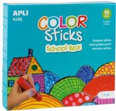 Цветной карандаш темпера ApliKids 10 г 1 шт (8410782148500) (000014850)
