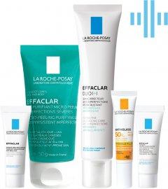 Набор La Roche-Posay Effaclar дерматологический уход для проблемной кожи (5902503636418)