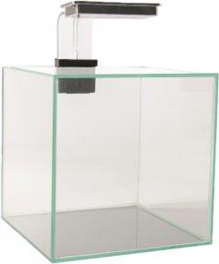 Аквариумный комплект Природа Мини-Куб 220 мм 9.5 л (4823082416738)