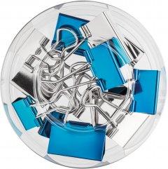 Набор биндеров Herlitz Frozen Glam 12 шт 32+25+19 мм (50027477)