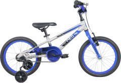 """Велосипед Apollo 16"""" Neo boys Brushed Alloy Blue / Black Fade (SKD-96-14)"""