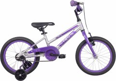 """Велосипед Apollo 16"""" Neo girls Brushed Alloy Lavender / Purple Fade (SKD-62-70)"""