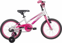 """Велосипед Apollo 16"""" Neo girls Brushed Alloy Pink / Dark Pink Fade (SKD-78-42)"""