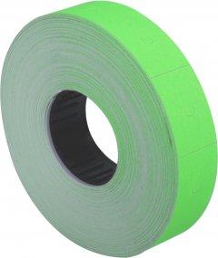 Этикет-лента Economix 16 x 23 мм 700 шт/уп 10 рул. Зеленая (E21302-04)